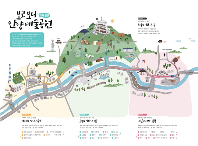 Anyang Art Park Map